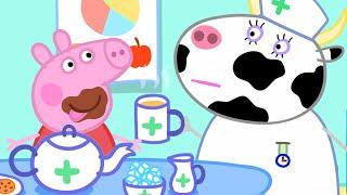 Gambar cover Peppa Pig Français | Peppa visite l'hôpital | Dessin Animé