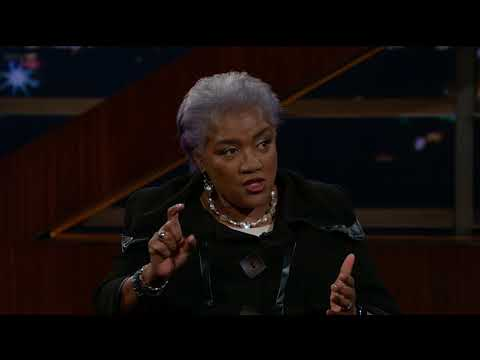 Donna Brazile: Hacks | Real Time with Bill Maher (HBO)