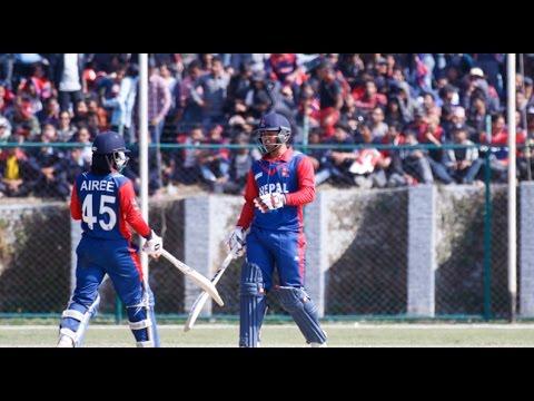 Nepal Vs Kenya Second Match || Nepal Win by 7 Wicket || यसरी जित्यो नेपालले ||