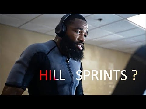 Adrien Broner Hill Sprints Explained