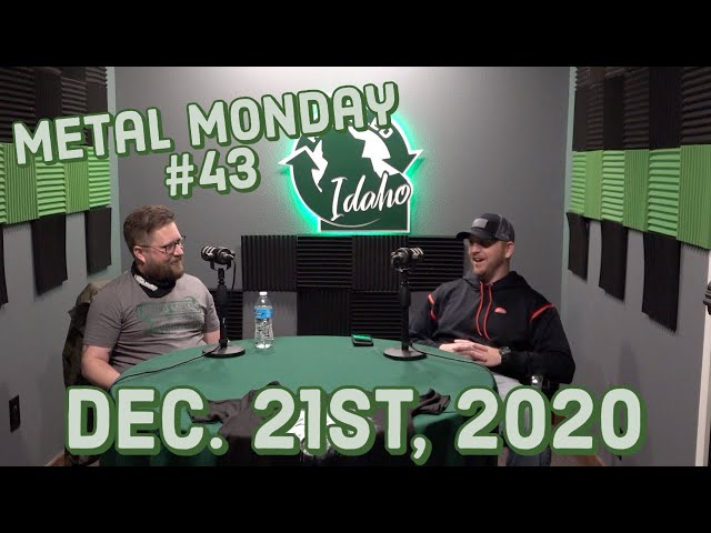 Metal Monday #43 with Nick and Brett