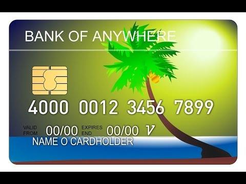 Credit Card Processing Setup