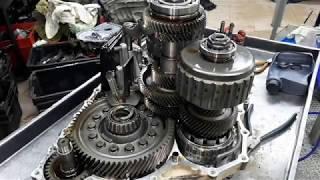 Qutilari ta'mirlash avtomatik uzatish xizmati Sinov Honda 2009 PN3A