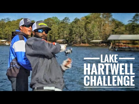 Fishing Battle on Lake Hartwell Against The Local Studs - SMC 13:01