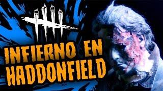 DEAD BY DAYLIGHT - INFIERNO EN HADDONFIELD - GAMEPLAY ESPAÑOL