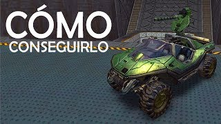 El Warthog Indestructible de Halo 2