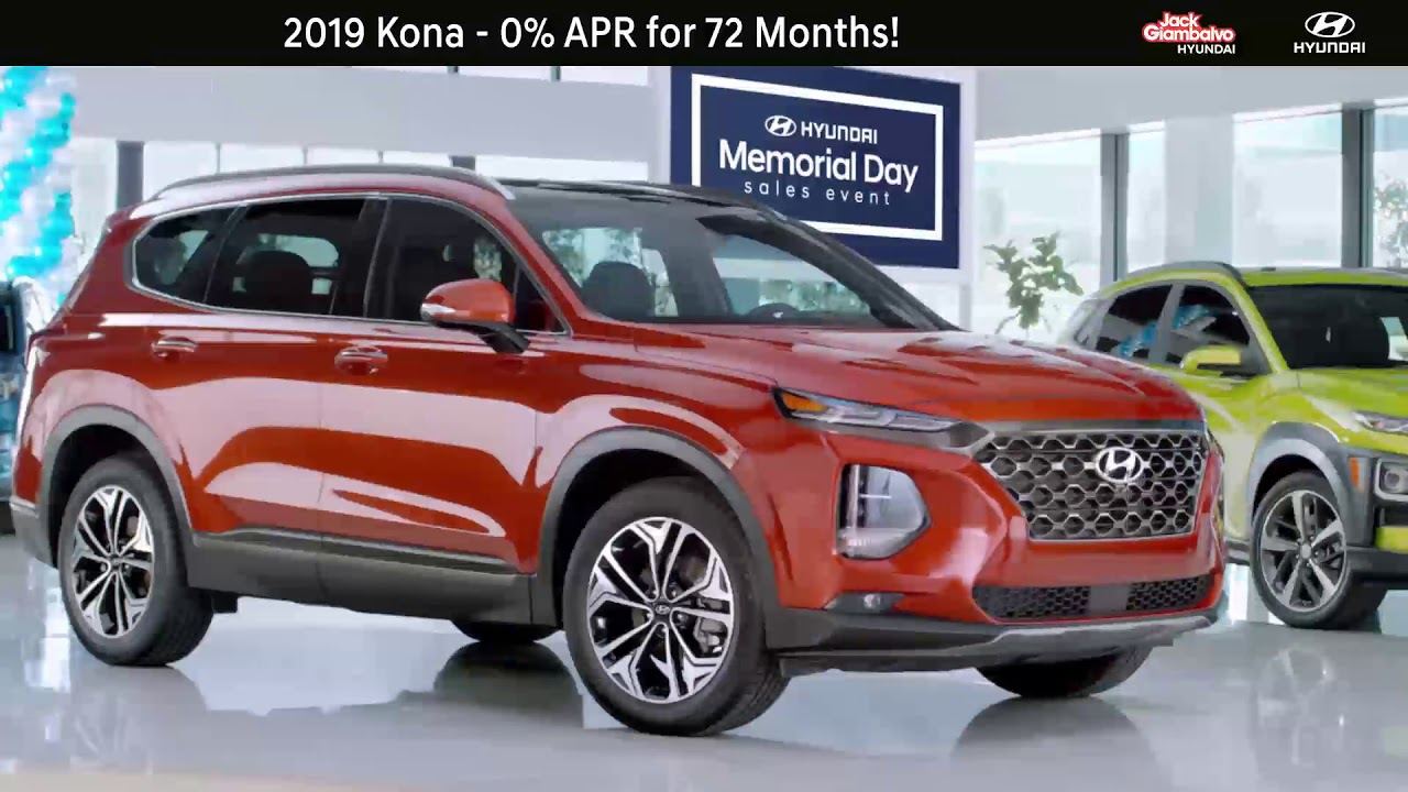 Jack Giambalvo Hyundai >> Jack Giambalvo Hyundai Memorial Day 2019