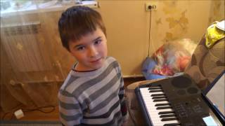 Уроки синтезатор Casio CTK 6200. Видео-самоучитель. Кнопка Chords