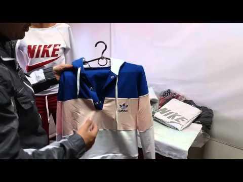 Обзор женских спортивных костюмов Nike и Adidas