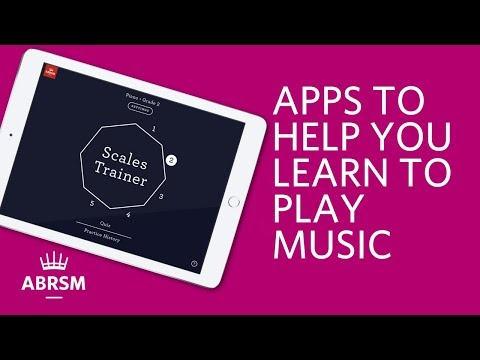Apps to help you learn to play music | ABRSM