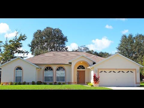 Orlando Florida, Near Disney, Amazing Holiday Villa to rent, 4 Bedroom, 3 Bathroom, Private Pool.