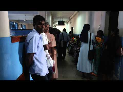 Improving healthcare in post-tsunami Sri Lanka
