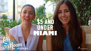 Cheap Things to Do in Miami w/ Sonia Gil - Let's Roam Miami