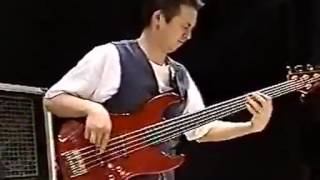 Excerpt from Masahiro Andoh's LIVE TECHNIC SERIES video. T-Square's...