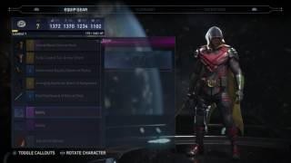 Injustice 2 - How to Get Nightwing´s Staff!