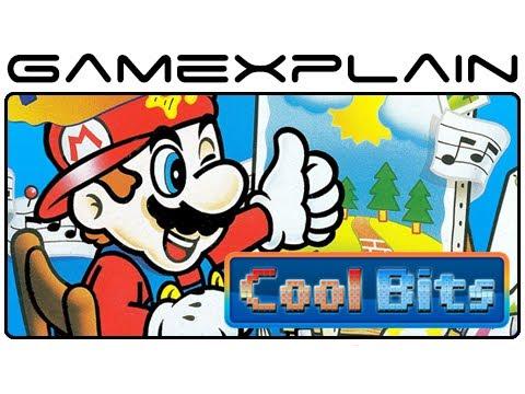 Cool Bits - Mario Paint's Title Screen Secrets & Code (+Totaka's Song)