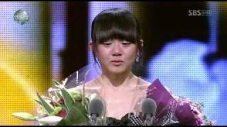 Moon Geun Young (Daesang Award) - 2008 SBS Drama Awards