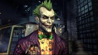 Batman Arkham Asylum GOTY-Challenge Mode-Joker-( Maximum Punishment)