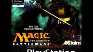 Magic The Gathering Battlemage Soundtrack - Track 1