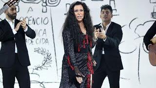 María Villalón imita a Dolores Vargas en 'A la pelota' como - Tu Cara Me Suena
