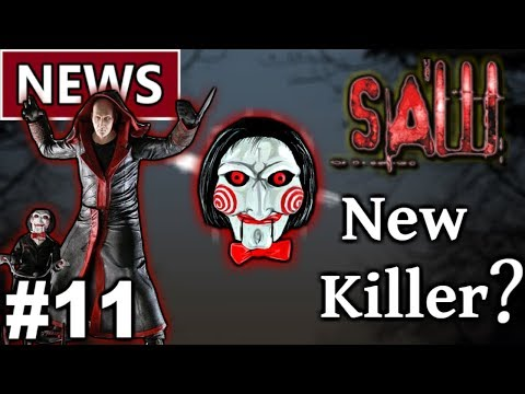 JIGSAW COMING to Dead by Daylight & New Trailer - Ep.11 DBD NEWS