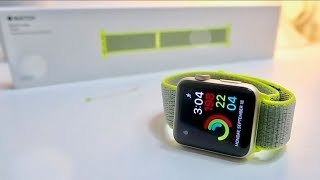 Apple Watch Sport Loop / Review & Unboxing