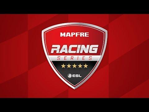 ESL Racing Series MAPFRE - Fase regular: primera carrera