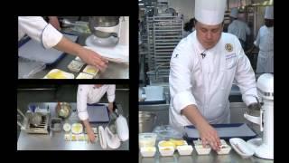 Signature Chefs Of Orlando 88 - Key Lime Tart, Macaroons & Margarita Sorbet