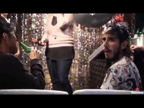 Video viral Heineken ¿Cantarías en un Karaoke para miles de personas ?