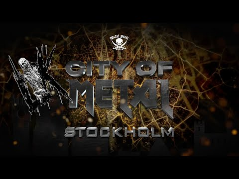 City of Metal: Stockholm (with Tomas from LIK)