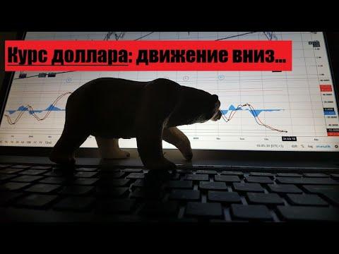 Курс доллара  Медведи развивают успех  Обзор рынка на 30 07 2021