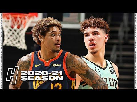 Golden State Warriors vs Charlotte Hornets - Full Game Highlights | February 20, 2021 NBA Season