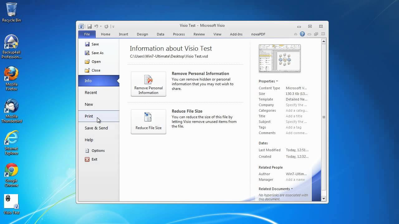 converting visio 2010 files to pdf documents - Convert Pdf To Visio Online Free