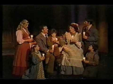 Nebraska Theatre Caravan production of A Christmast Carol