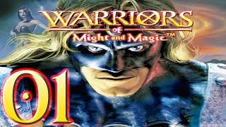Warriors of Might and Magic Episode 01: The Mask of the Accused