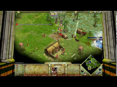 Age Of Mythology Guide Loki hersir raid(fire ... - YouTube