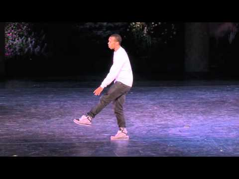 Lil Buck Swan at Vail International Dance Festival