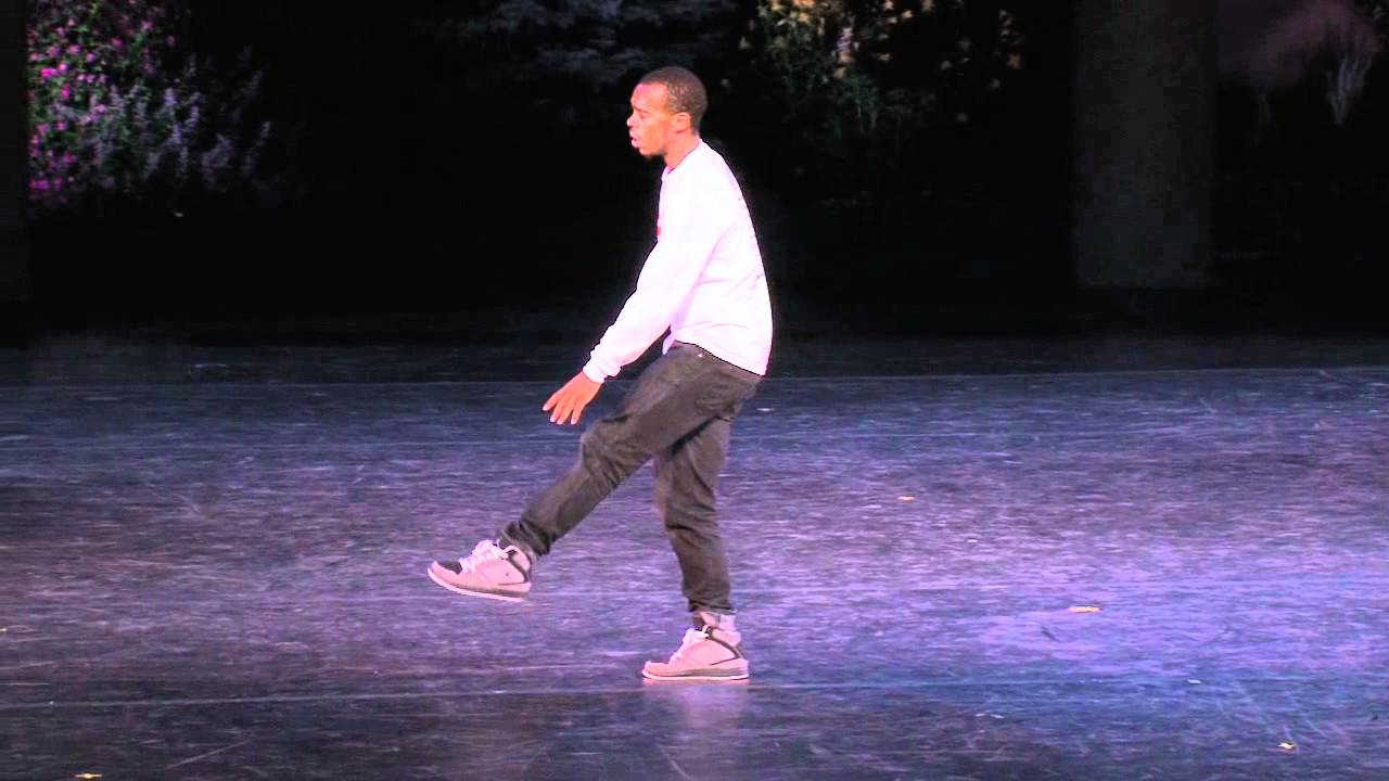 Lil Buck Swan At Vail International Dance Festival Youtube