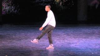 Lil Buck Swan at Vail International Dance Festival