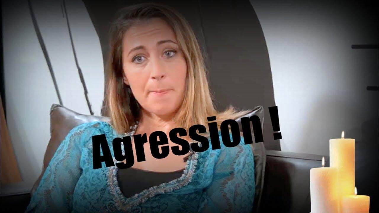 Magali (Shauna Events) émue aux larmes, elle raconte l'agression de sa fille par 1 psychopathe !