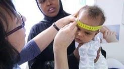Opastusvideo: Kouvolan kaupungin terveyspalvelut, lastenneuvola, suomi