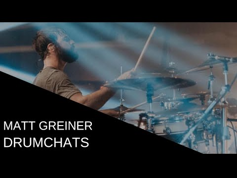 DrumChats w/ Matt Greiner of August Burns...