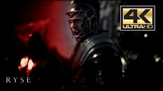 Ryse Son of Rome - Gameplay PC Ultra Max Settings 4K - GTX 1070 ASUS DUAL