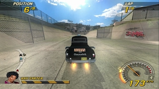 FlatOut 2 PS2 Gameplay HD (PCSX2)