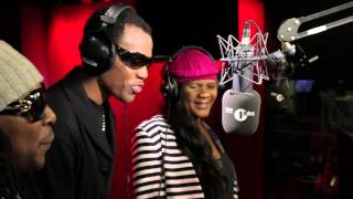 Download Wayne Wonder, Lady Saw & Frisco Kid freestyle on 1Xtra MP3 song and Music Video