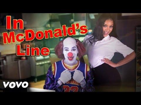 McDonalds Line – KmooreTheGOAT mp3 letöltés