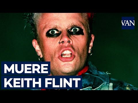 Muere Keith Flint, el cantante de The Prodigy