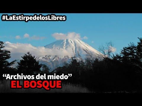 """1x32 """"El Bosque"""" En Los """"Archivos Del Miedo"""" #LaEstirpedelosLibres"""