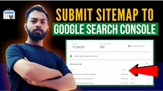 How To Submit Sitemap To Google Search Console | Google Search Console Training 2021