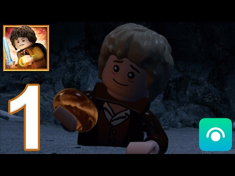 LEGO The Lord Of The Rings - Gameplay Walkthrough Part 1 (iOS, Android)